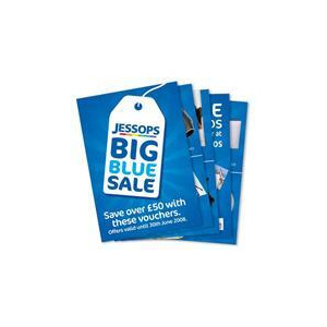 Photo of Big Blue Sale Voucher Book Gift Voucher