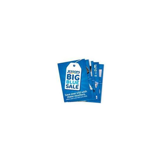 Big Blue Sale Voucher Book