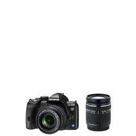 Olympus E-520 with 14-42mm and 40-150mm lenses Reviews