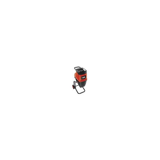 Black and Decker GS2400 2400w Shredder
