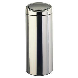 Photo of Brabantia 30LTR Brilliant Steel Touch Bin Bin