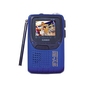 Photo of Casio SY21 Portable TV