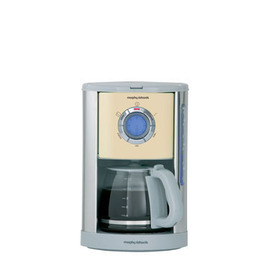Morphy Richards Accents Country Cream Filter Coffee Maker