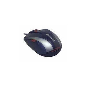 Photo of MICROSOFT NOM 3000 RUBYRED Computer Mouse