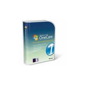 Photo of MICROSOFT ONECARE L IVE2.0 Software