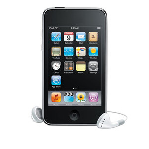 Photo of Apple iPod Touch 16GB 2ND Generation MP3 Player