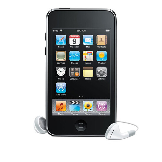 Apple iPod Touch 16GB 2nd Generation