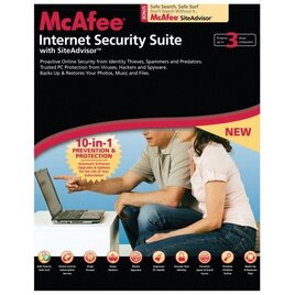 McAfee Internet Security Suite 3-User Reviews