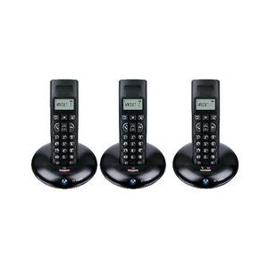 Photo of BRIT TELE GRAPH1100 3PK Landline Phone