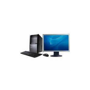 "Photo of COMPAQ CPQ5414 20""AOC Desktop Computer"
