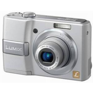 Photo of Panasonic Lumix DMC-LS80 Digital Camera
