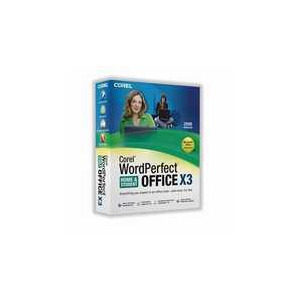 Photo of COREL WP OFFICE X3H&S Software