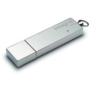 Photo of Integral 4GB Metal AG47 USB Memory Storage