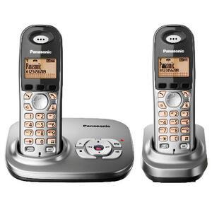 Photo of Panasonic KXTG7322E g Twin Landline Phone