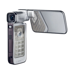 Photo of Nokia N93I Mobile Phone