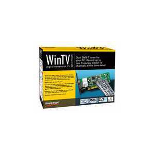 Photo of HAUPPAUGE WINTV NOV T 500 Television Card