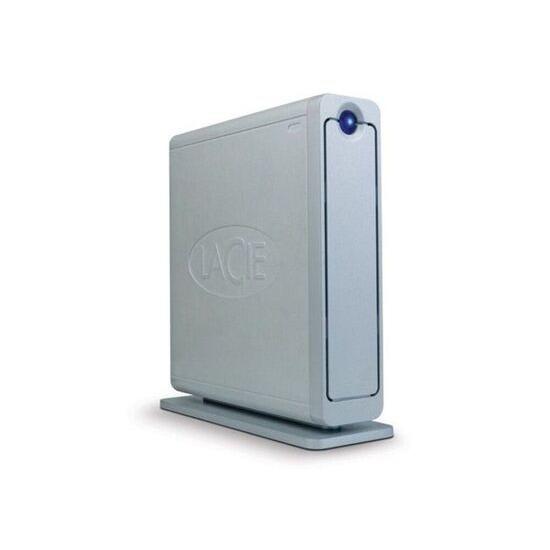 Lacie 320GB D2 QUADRA USB2, Fireware 400 & 800 & SATAII 7200RPM 8MB Cache