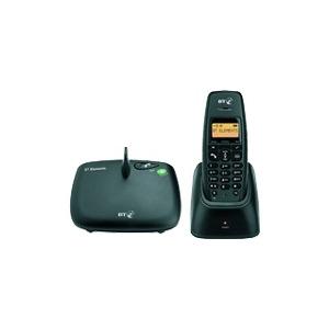 Photo of BT Elements - Cordless Phone - DECT - Grey, Black Landline Phone