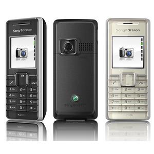 Photo of Sony Ericsson K200I Mobile Phone