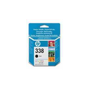 Photo of Original HP No.338 Black Printer Ink Cartridge Twinpack CB331EE Ink Cartridge