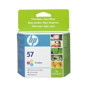 Photo of HP No 57 Tri Colour Ink Cartridge