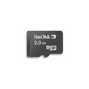 Photo of SANDISK 2GB MICRO CARD Memory Card