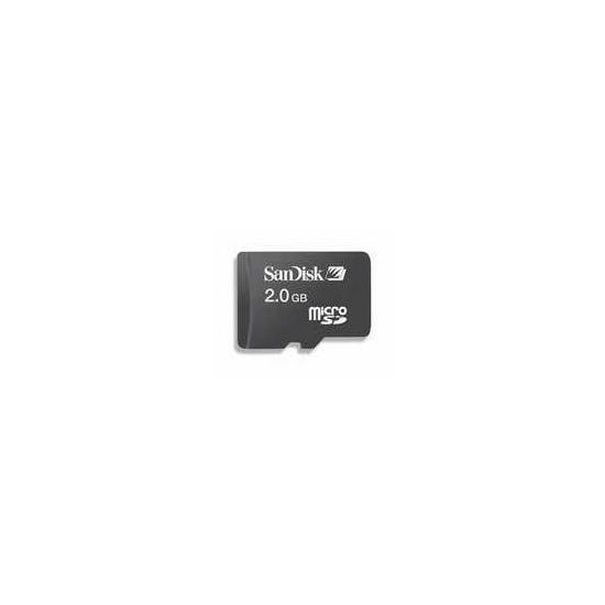 SANDISK 2GB MICRO CARD