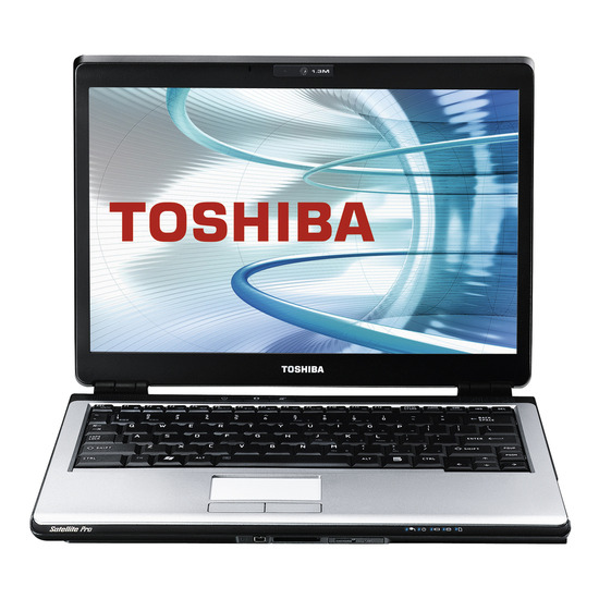 Toshiba Satellite U300-11V