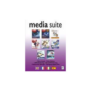 Photo of Vector OEM Media Suite '04 Software