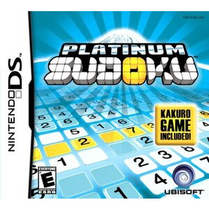 Photo of Platinum Sudoku (DS) Video Game