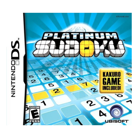 Platinum Sudoku (DS)