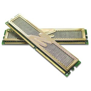 Photo of 2GB OCZ Gold XTC Series DDR2 Dual Channel Kit Computer Component