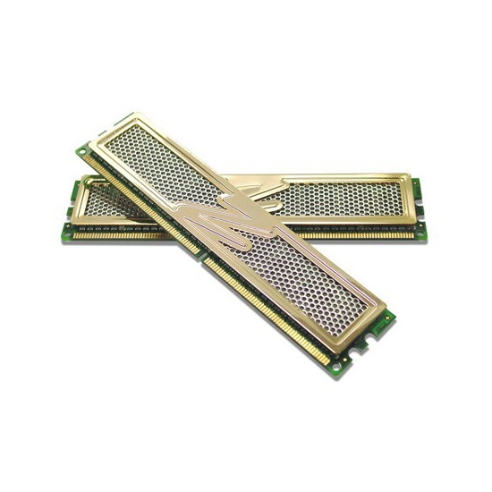 2GB OCZ Gold XTC Series DDR2 Dual Channel Kit