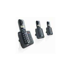 Photo of Philips SE145 Triple Digital Cordless Telephone Landline Phone