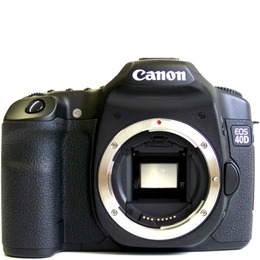 Canon EOS 40D and 17-85mm IS lens Reviews