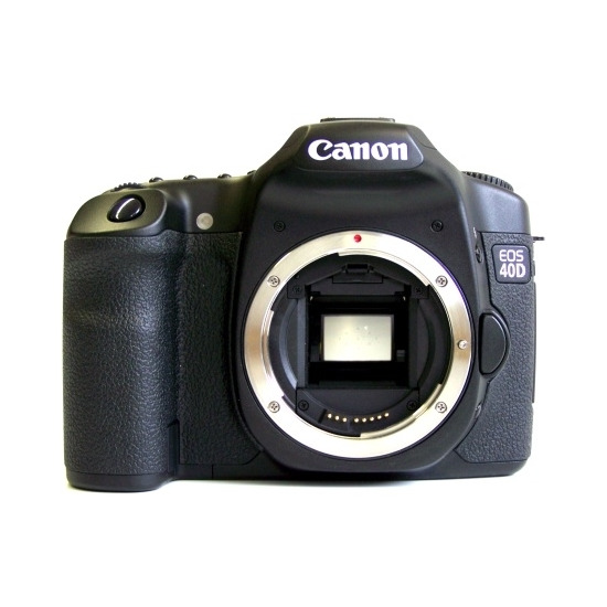 Canon EOS 40D and 17-85mm IS lens