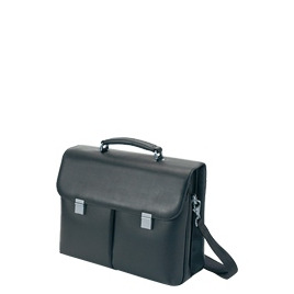 Dicota ExecutiveLeather - Notebook carrying case - black Reviews