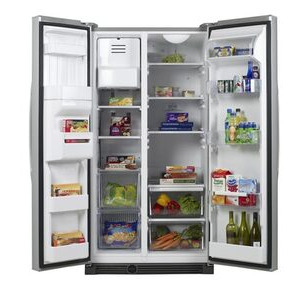 Photo of Whirlpool 20RUD3J Fridge Freezer