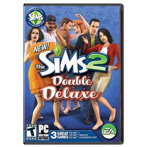 Photo of The Sims 2: Double Deluxe Expansion Pack (PC) Video Game