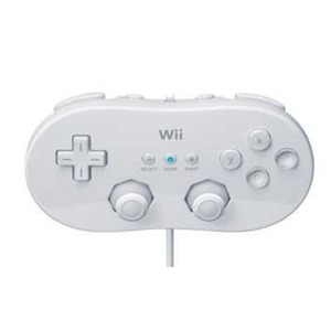 Photo of Nintendo Wii Classic Controller Games Console Accessory