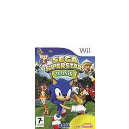 Sega Superstar Tennis Wii Reviews