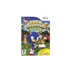Photo of Sega Superstar Tennis Wii Video Game