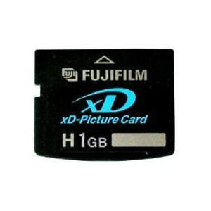 Photo of Fuji 1GB Type-H XD-Picture Card Memory Card