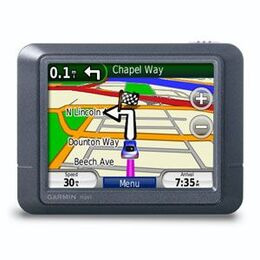 Garmin Nuvi 255 Reviews