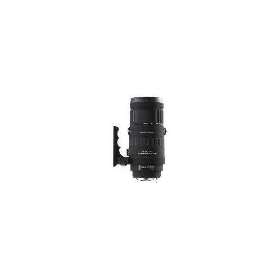 Sigma AF120-400 F4.5-5.6 APO DG OS HSM