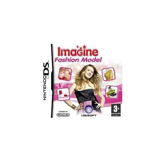 Imagine Fashion Model Nintendo DS