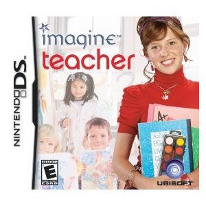Photo of Imagine Teacher Nintendo DS Video Game