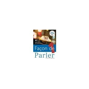 Photo of Facon De Parler: French For Beginners: PT. 1: Student Book Angela Aries Book