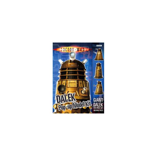 Pop Up Dalek Model Kit