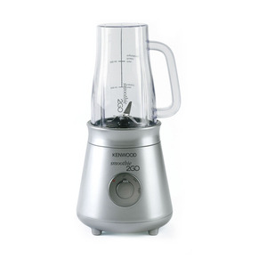 Photo of Kenwood SB054 Compact 2 Speeds Smoothie Maker Silver With 2 Travel Mugs Food Processor